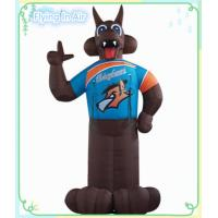 Wholesale 2m Height Decorative Promotional Inflatable Dog from china suppliers