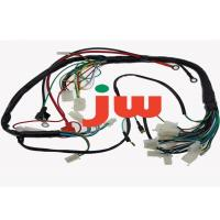 Wholesale UL 1015 12AWG Red Motorcycle Wiring Harness 600V For Battery Terminal from china suppliers