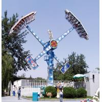 Wholesale Theme Parks Navy Pier Ferris Wheel Suicide Fighter Entertainment Equipment from china suppliers