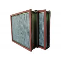 Wholesale Aluminum Foil High Temp Hepa Filter Separator For Cleaning Room from china suppliers