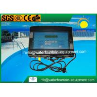 Wholesale Pool Controller Automatic Pool Dosing Systems 3 In 1 With ORP Sensors / Dosing Pumps from china suppliers
