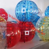 Wholesale football inflatable body zorb ball full body football football inflatable body zorb ball from china suppliers