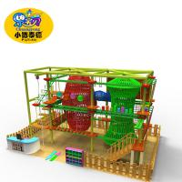Wholesale One Layer Ninja Obstacle Course Equipment European Standards Anti - Static from china suppliers