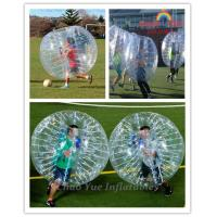 Wholesale Inflatable Bumper Ball Plastic Sports Games Inflatable Body Suit(CY-M2727) from china suppliers