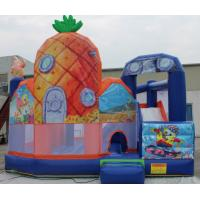 Wholesale buy inflatable bouncy castle direct from china manufacture GT-BC-1843 from china suppliers