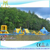 Quality Hansel best quality plastic pool inflatable toys for summer holiday for sale