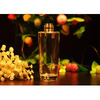 Wholesale Long Round Glass Perfume Bottles For Personal Care / Home Decor , 140ml from china suppliers