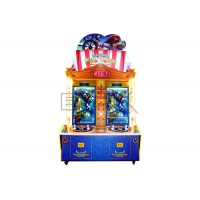 Wholesale Balance Ball Challenge Pirate Strategy Redemption Ticket Machine from china suppliers