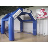 Wholesale 0.6mm PVC Tarpaulin Inflatable Golf Tent For Sport Games from china suppliers