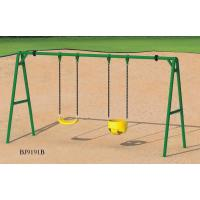 Wholesale Outdoor Slide and Swing Playground (BJ9191B) from china suppliers