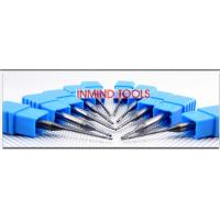Wholesale 0.6 UM Grain Size End Milling Cutter , Long Neck Square Solid Carbide End Mills from china suppliers