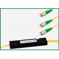 Wholesale Multi - wavelength Fused WDM optical fiber coupler Plastic Box with LC SC FC Connectors from china suppliers