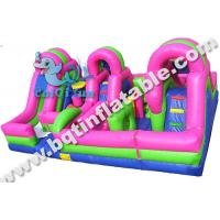 Wholesale Inflatable obstacle course,inflatable sports game from china suppliers