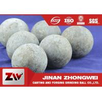 "China ISO forged steel balls 22 mm to 160 mm 7/8"" to 6 ¼"" approx on sale"