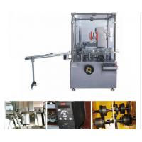Wholesale 220V / 50HZ Automatic Blister Vertical Cartoning Machine 2400×1140×1800mm JDZ-120 from china suppliers