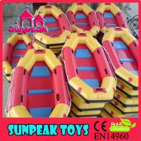 Wholesale K-012 Swiming Used Floating PVC Inflatable Boat from china suppliers