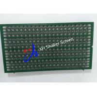 Quality Stainless Steel Wave Shaker Screen / Metal Sieve Mesh For Solid Control Equipment for sale