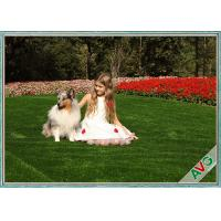 Wholesale UV Stabilised Landscaping Artificial Grass For Gardens Patios Schools Play Areas from china suppliers