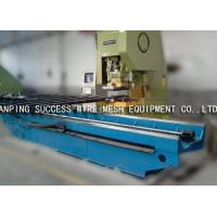 China High Precision Metal Perforation Machine / Perforated Sheet Making Machine on sale