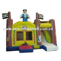 Wholesale 2014 Hot sale Inflatable bouncer house Inflatable combo with slide from china suppliers