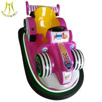 Wholesale Hansel 2018 New design fairground bumper car rides drift electric bumper cars suitable for any smooth floor from china suppliers