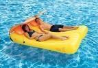 China Inflatable Beach Mattress on sale