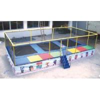 Wholesale Combine Trampoline (ZY-5009) from china suppliers