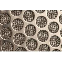 China Sintered Filter Screen Woven Wire Mesh Five Layer Stainless Steel Laminated on sale