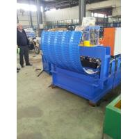 Wholesale Hydraulic Arch Camber Sheet Metal Bending Machine PLC Ontrolled 3-4m/ Min from china suppliers