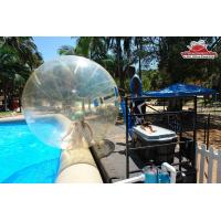 Wholesale Mixed Color Aqua Inflatable Water Walking Ball Diameter 2 M 1.00mm TPU Material from china suppliers