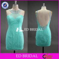 Wholesale green short party dress from china suppliers