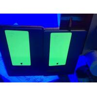 Wholesale Eco Friendly Thermoset Powder Coating , Resources Saving Glow In The Dark Powder Coat from china suppliers