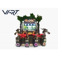 Indoor Playground VR Shooting Simulator Motion Platform AR Sniper Game