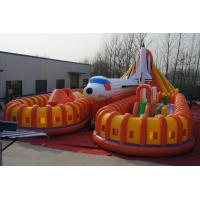 Wholesale New design trampoline inflatable  with warranty 24months from GREAT TOYS LTD from china suppliers