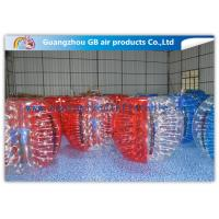 Wholesale Beautiful Inflatable Bumper Ball Soft / Human Inflatable Bumper Bubble Balls from china suppliers