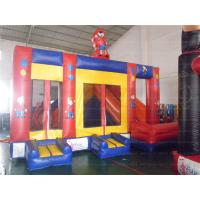 Wholesale Custom Inflatable Combo Slide with Cartoon (CYBC-51) from china suppliers