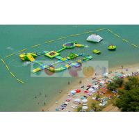 Wholesale Exciting Inflatable Water Parks from china suppliers