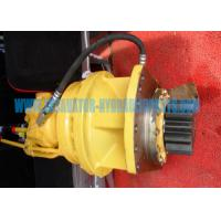 Wholesale M5X180CHB Kawasaki hydraulic Motor LC15V00022F1 LS15V00018F1 For Kobelco SK350-8 Excavator from china suppliers