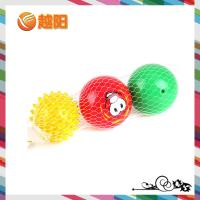 Wholesale PVC 3 Inch Inflatable Massage Ball for Toy (KH6-8) from china suppliers