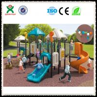 Wholesale Preschool Play Equipment  Outdoor Playground for Schools QX-006C from china suppliers