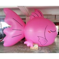 Wholesale New Fish PVC Inflatable Balloon/ Blimp For Advertisement from china suppliers