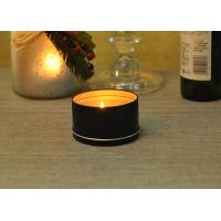 Heat Resistant Tin Votive Candle Holders Scented Home Frangrance