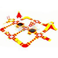 Wholesale 36M Giant Inflatable Water Park For Adult from china suppliers