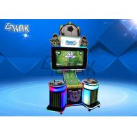 Wholesale Commercial Football / Soccer Arcade Game Machine Reality Simulator For Amusement Park from china suppliers