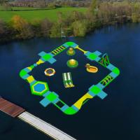 Wholesale China Factory Price Popular Large Beach Water Play Equipment Equipment,Inflatable Floating Aqua Park Project For Sale from china suppliers
