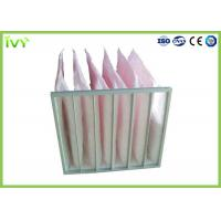 Wholesale Secondary Efficiency Bag Replacement Air Filter 100% Max Relative Humidity from china suppliers