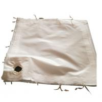 Wholesale Fiberglass Woven Fabric Industrial Filter Cloth For Wast Incinerators from china suppliers