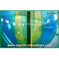 China Air Pump Inflatable Water Walking Ball For Aqua Park 1.0mm TPU on sale