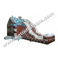 Wholesale Inflatable house combo,inflatable bouncy castle,inflatable wet dry combo from china suppliers