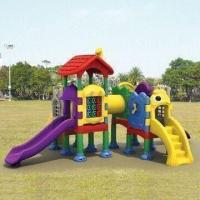 Buy cheap Indoor Playground Equipment with Steel Post and Rails, One Year Guaranteed from wholesalers